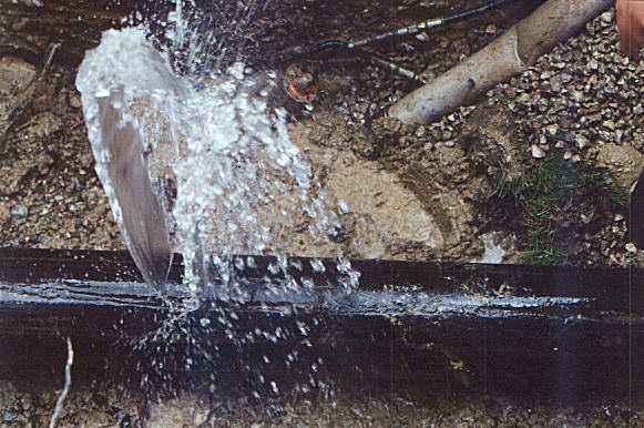 طرق لضمان منع تسرب المياه