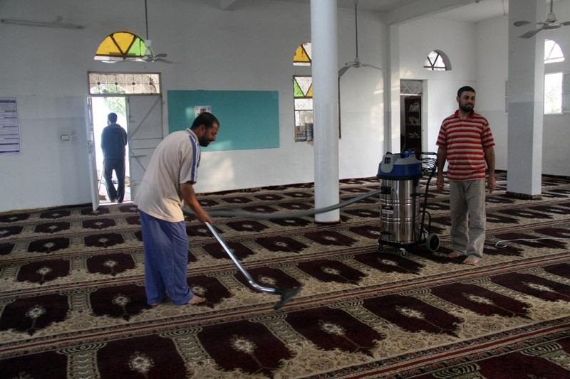 شركة تنظيف مساجد ببيشة