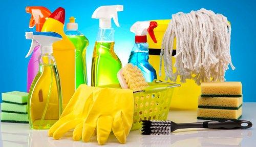 ادوات تنظيف المطاعم