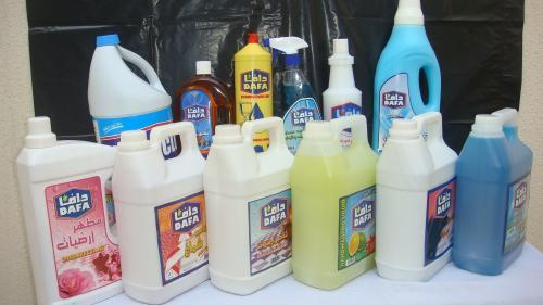 ما هي انواع مواد تنظيف جلى البلاط