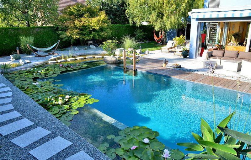 تركيب سيراميك حمامات السباحة