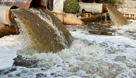 تلوث البيئة و التلوث البحري