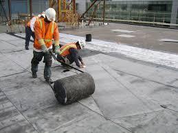 مواد عزل الأسطح